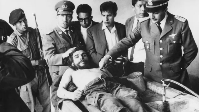 Che Guevara After Death