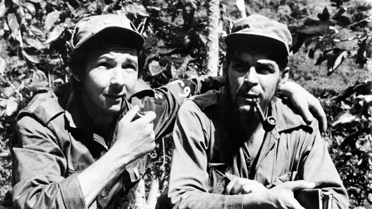 Che guevara Cuban Revolution