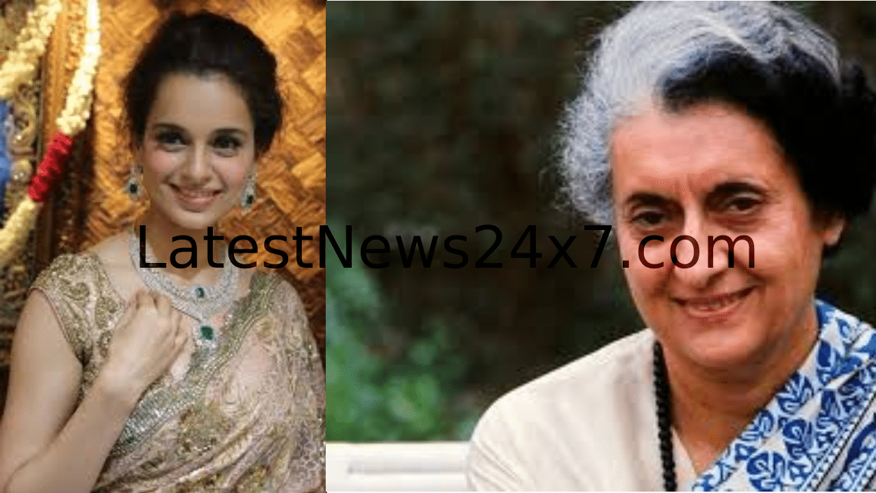 Kangan Ranaut to play Indira Gandhi role in a political drama