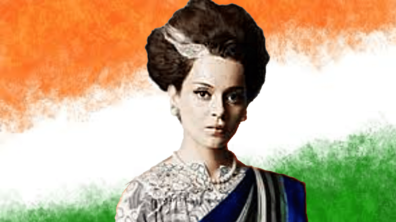 Kangan Ranaut to play Indira Gandhi in a political drama