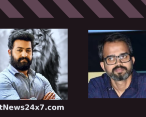 NTR says he will do a film with director Prashant Neil ..!