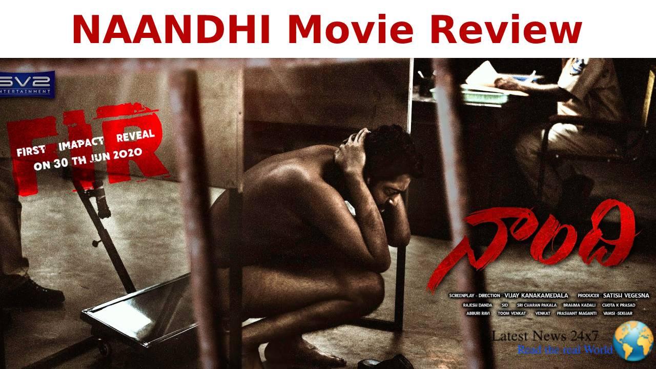 Naandhi movie review