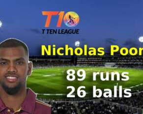 Nicholas Pooran Latest News