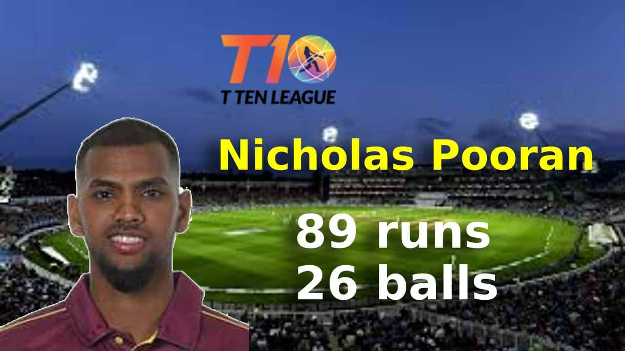 Nicholas Pooran Latest News