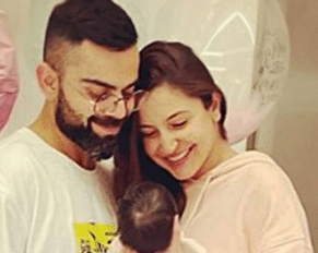 Virat Kohli responded to the post of Anushka Sharma's wife