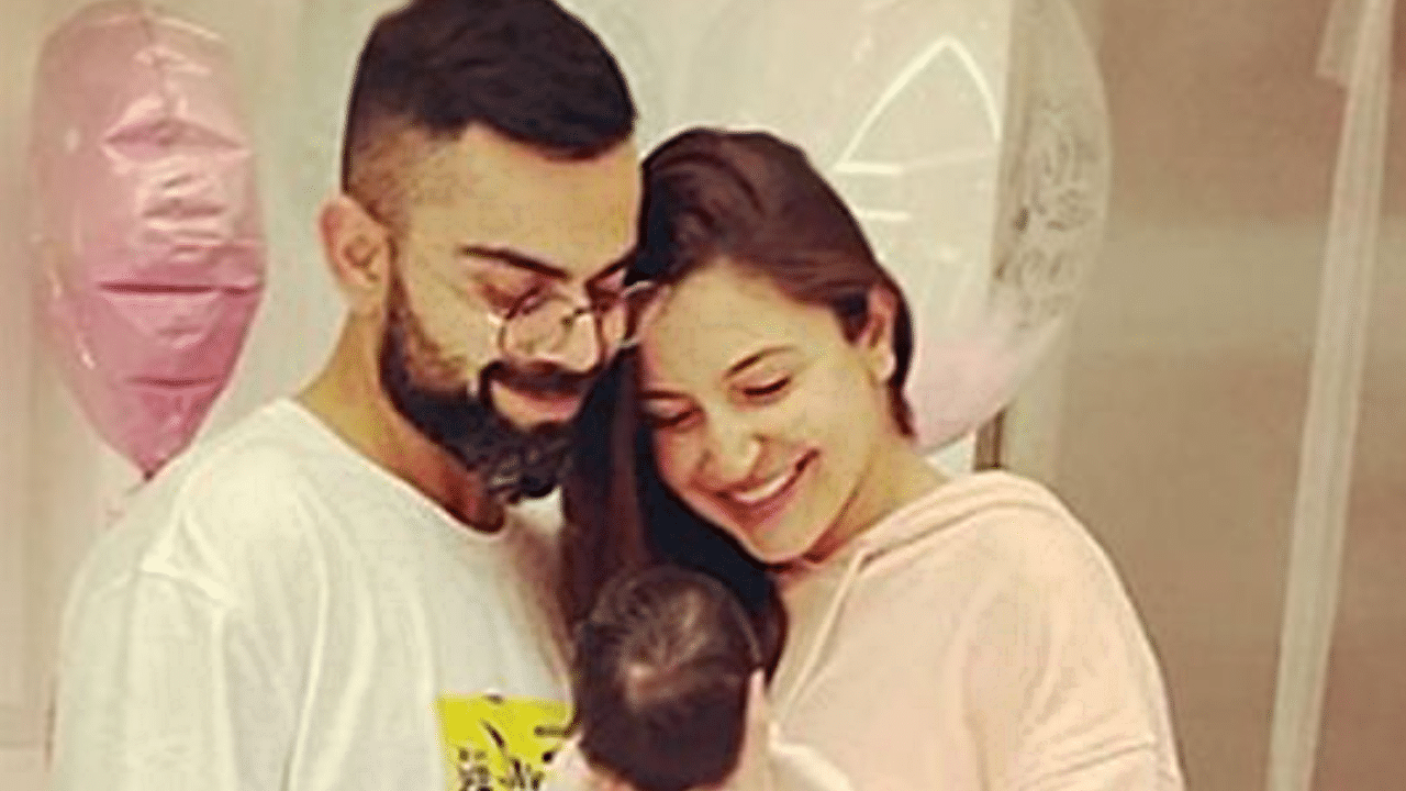 Virat Kohli responded to the post of Anushka Sharma's wife
