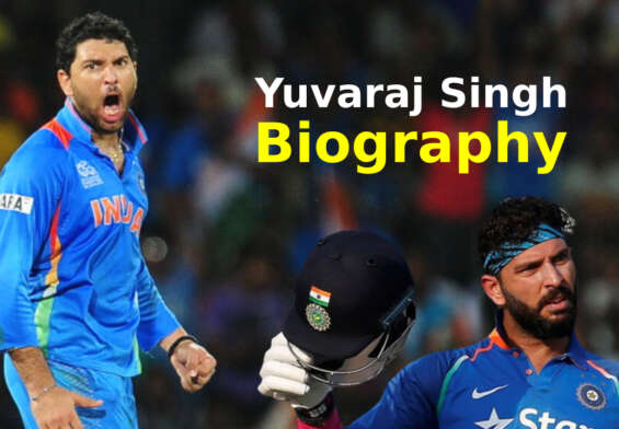 Yuvaraj Singh Biography
