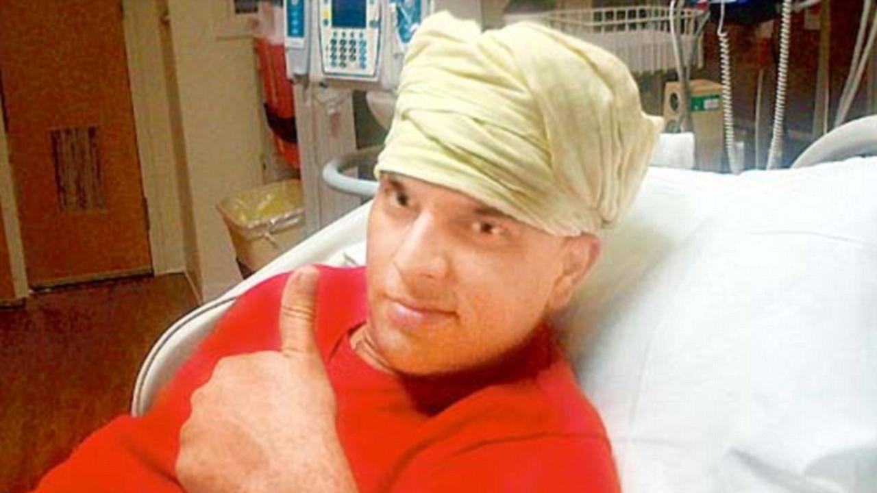 yuvaraj singh suffered with cancer