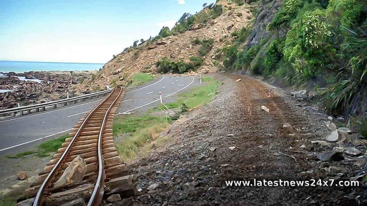 Earthquake in New Zealand 2