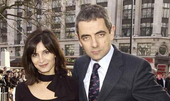 Mr Bean wife sunetra sastry