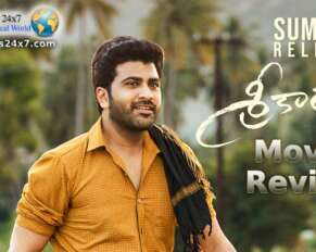 Sreekaram Movie Review
