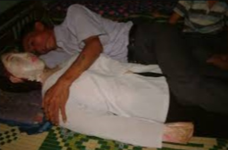 Sharing A Bed With His Wife corpse for 17 years 3
