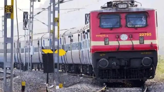 TRAIN RUNNING BACKWARDS Purnagiri Jan Shatabdi Express suddenly started running opposite direction