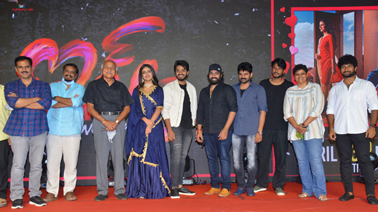 Ishq Pre Release Event Highlights