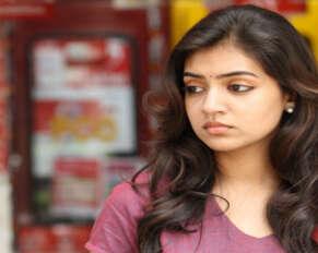 Raja Rani Beauty along with Nani