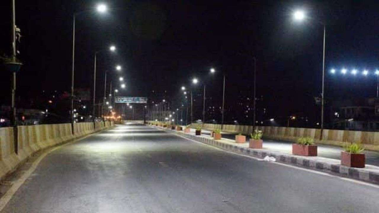 Night curfew in AP from today