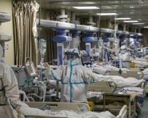 Oxygen deprivation kills 20 covid patients at Jaipur Golden Hospital
