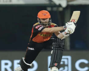 DC vs SRH match leads to Super Over