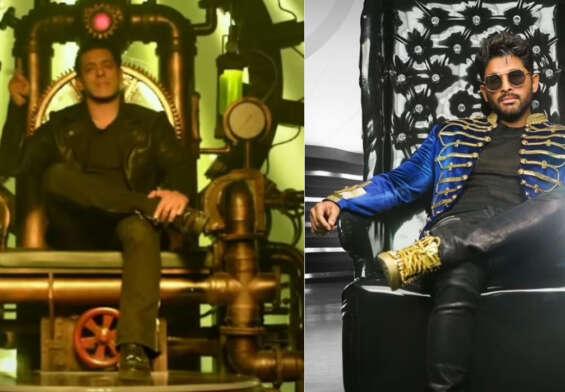 "Salman Khan thanks Allu Arjun for ""Seethimar"" song"