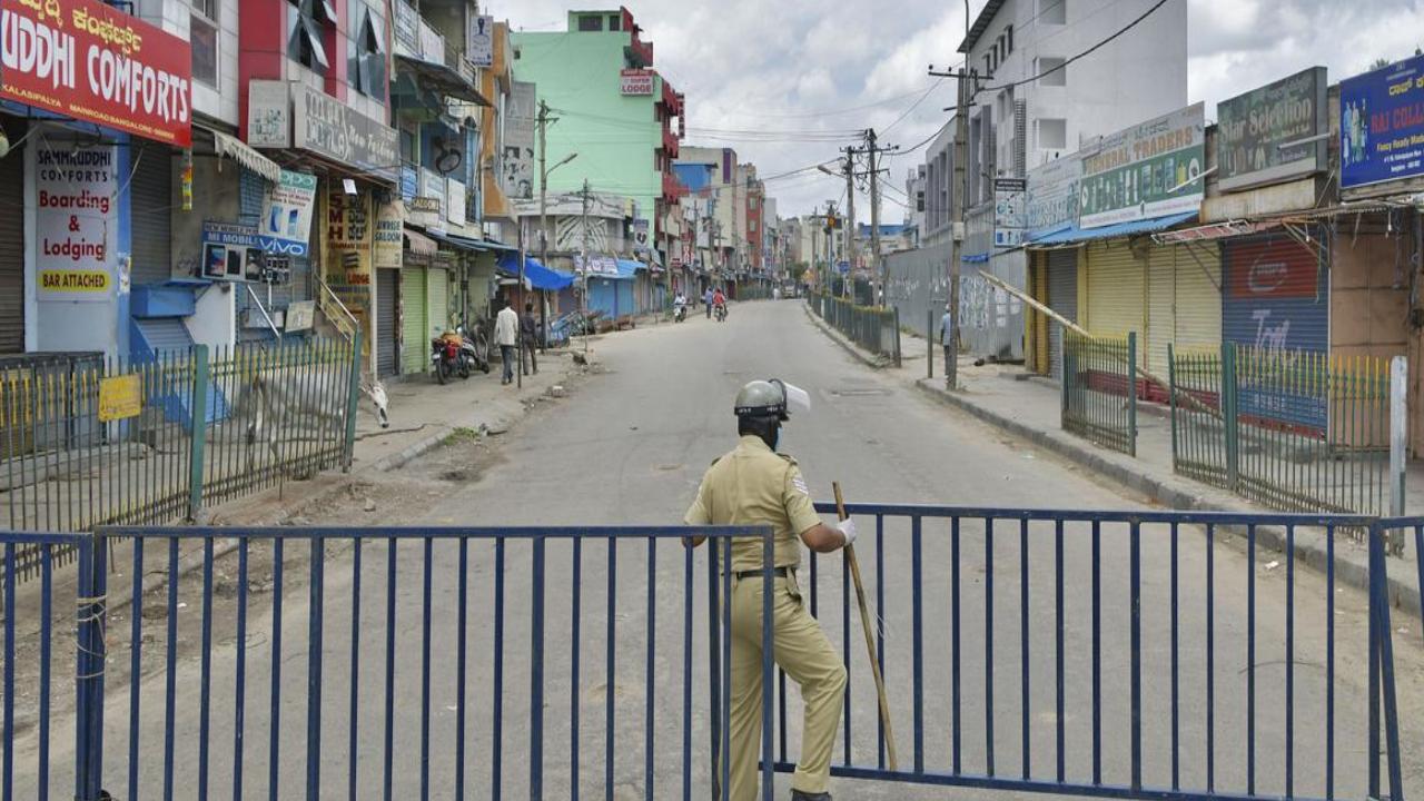 Complete lockdown for two weeks in Karnataka
