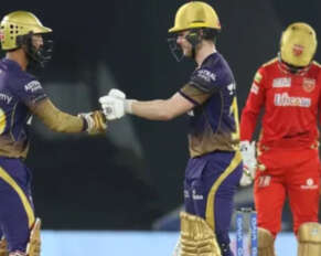 KKR vs PBKS Match Highlights