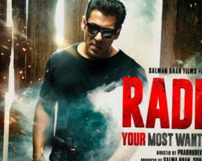 Watch the movie 'Radhe' starring Salman Khan for Rs 249 ..!