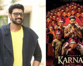 "Bellamkonda Srinivas in ""Karnan"" movie remake"