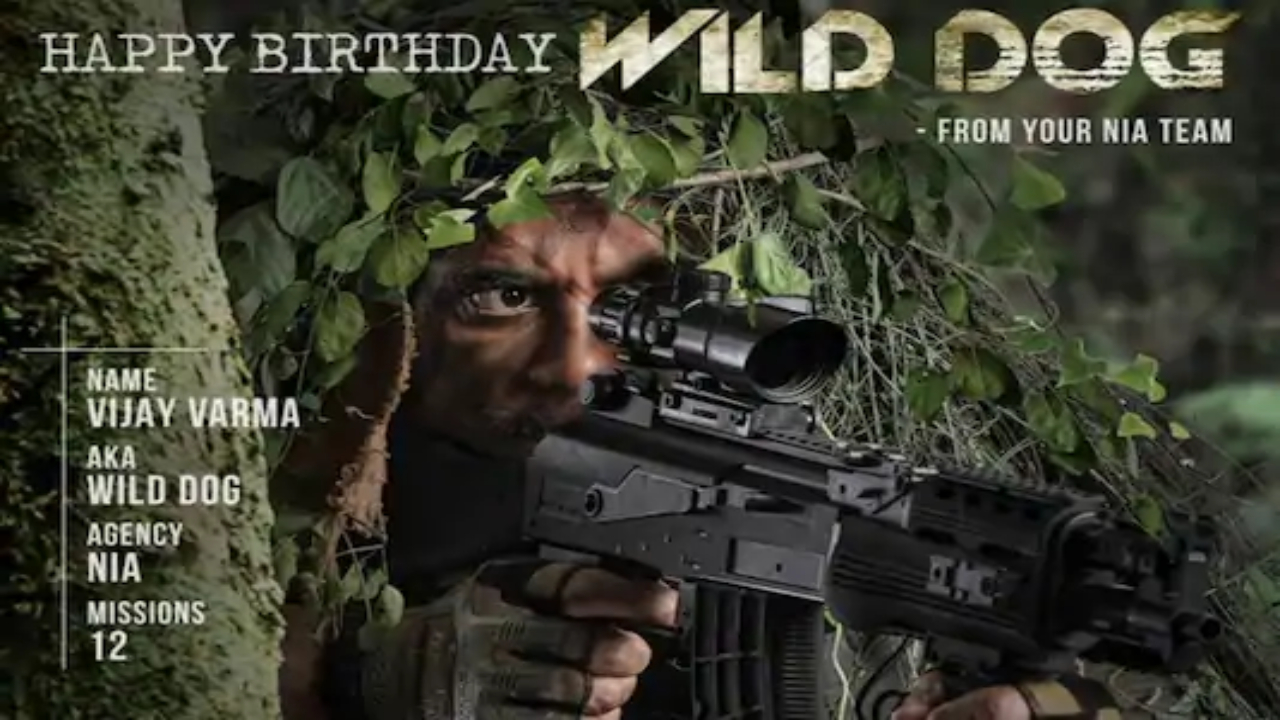 Wild Dog Movie Review and Rating