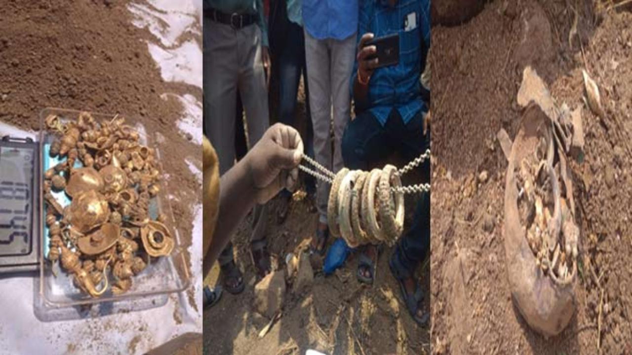 Lanke Binde found in Pembarti village