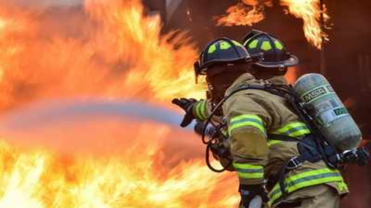 Details of fires that took place in many places today