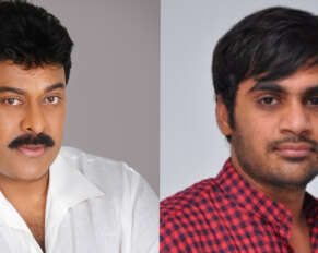 Will Saho director make a film with Chiranjeevi?