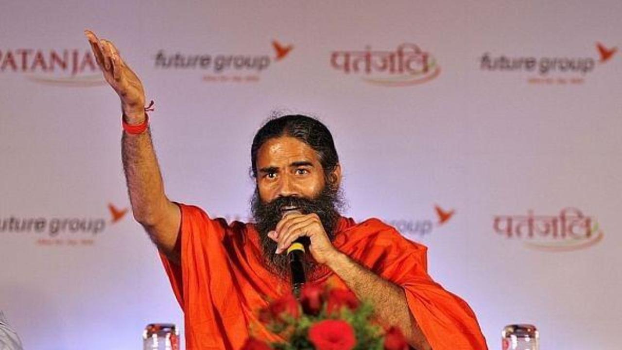 1,000 crore defamation suit against yoga guru Ramdev Baba