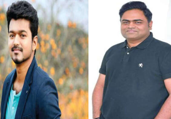 Vamsi Paidipally to direct Vijay Dalapati ..!