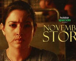 Tamanna in November Story Web Series Hotstar