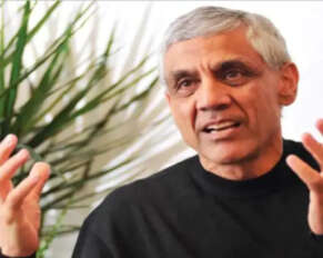 Vinod Khosla has donated $ 10 million to hospitals in India