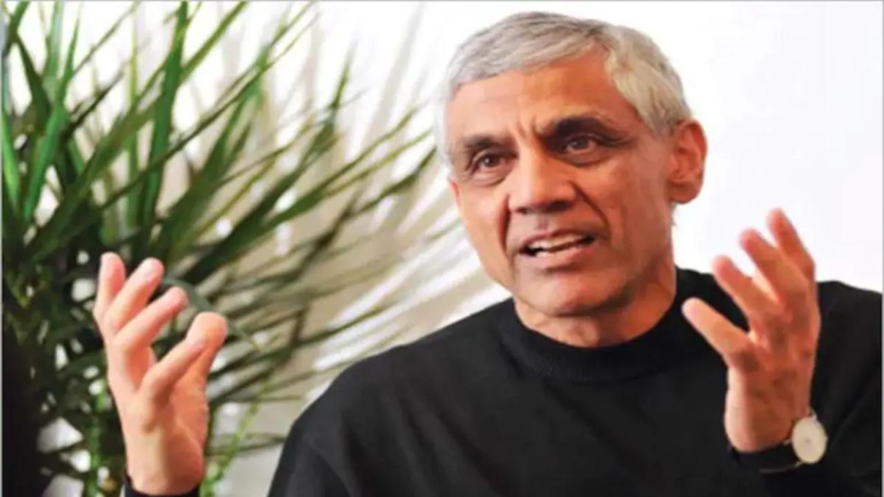 Vinod Khosla has donated $ 10 million to hospitals in India