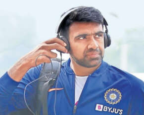 Ashwin responds to Corona situation