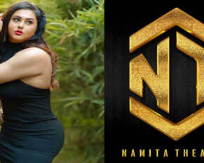 Namitha's new OTT platform
