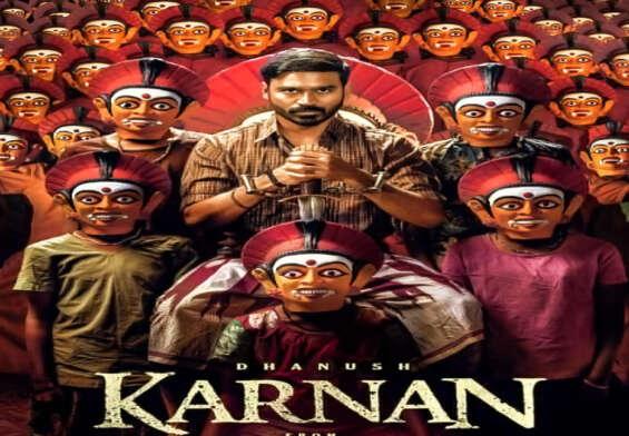 "Dhanush ""Karnan"" movie on May 14 on OTT platform .."