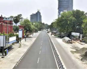 The Karnataka government has imposed a two-week lock-down as the curfew has brought the situation under control.