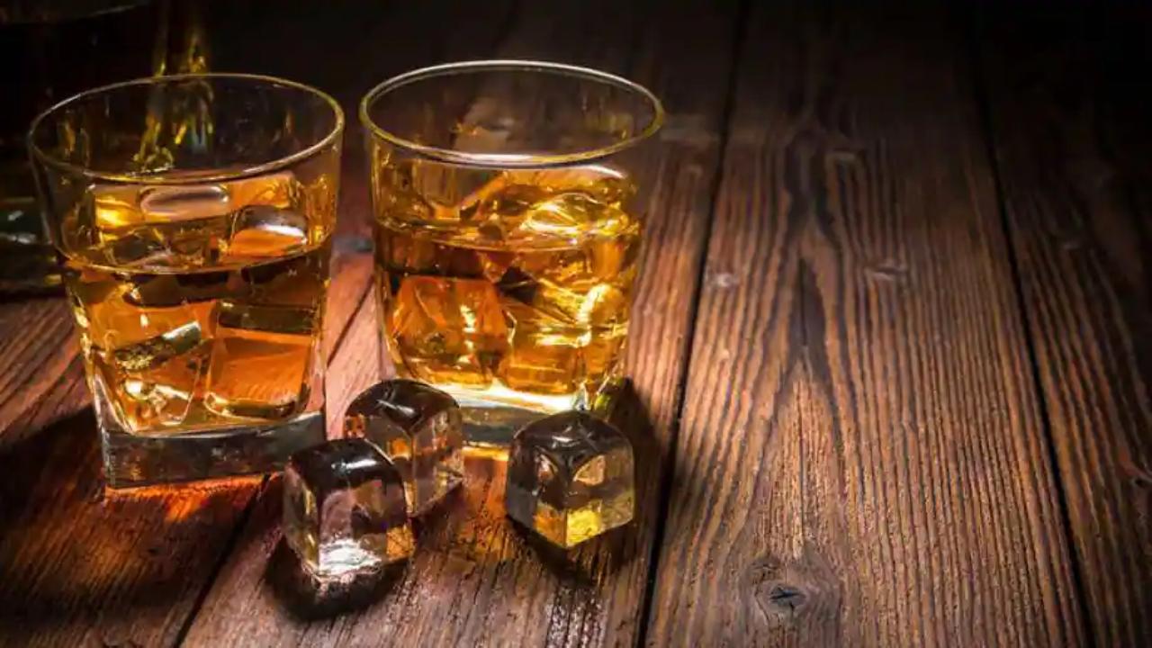 Over 400 crore liquor sales in three days ..