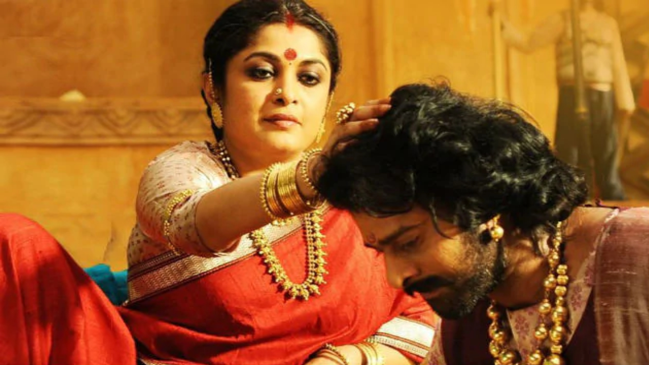 Will Sivagami and Bahubali meet again with the action movie ..!