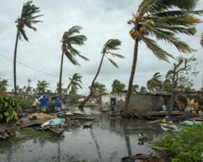 Impact of yaas toofan on Telugu states