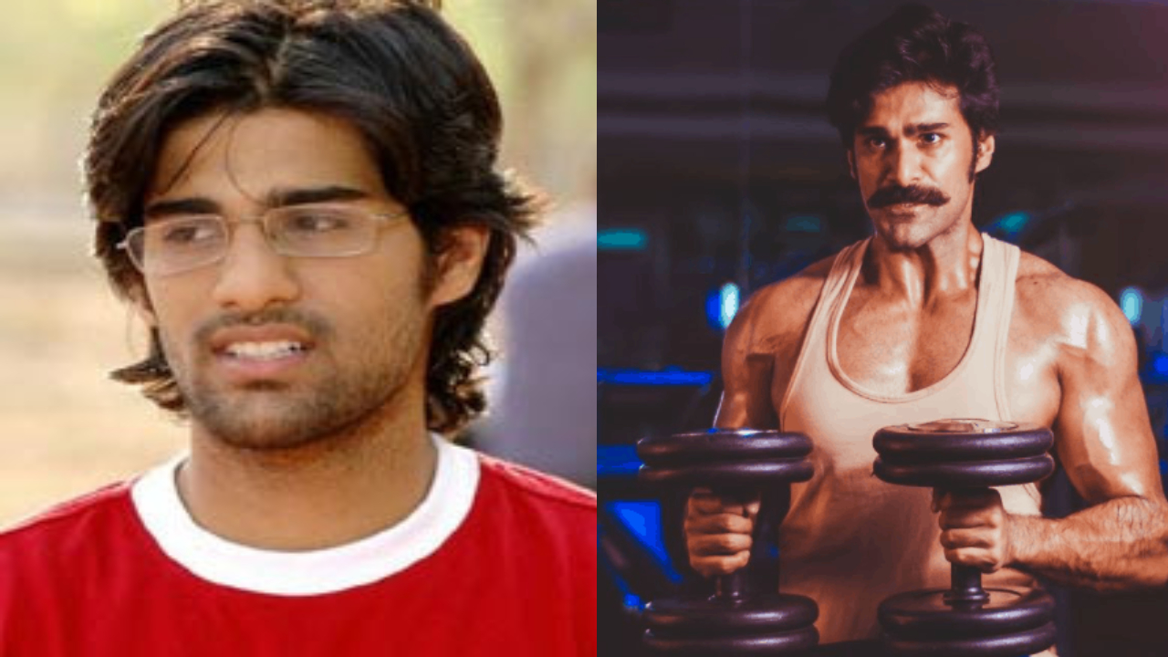 Happy Days actor Rahul who changed the whole look.