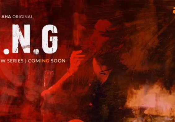 Aha platform bringing a new web series called I.N.G.