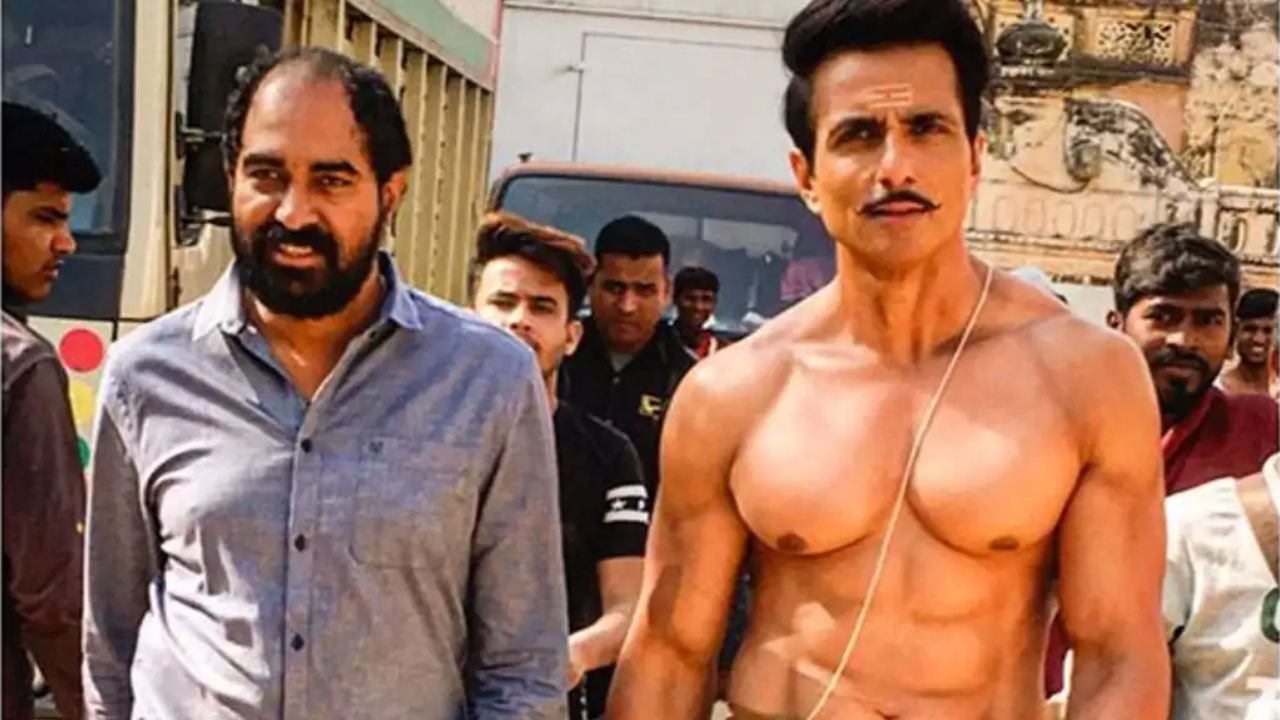 Will Pan-India movie be a combination of Krish director and Sonu Sood?