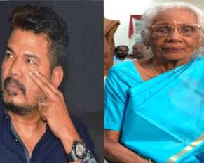 Director Shankar's mother dies due to illness ..!