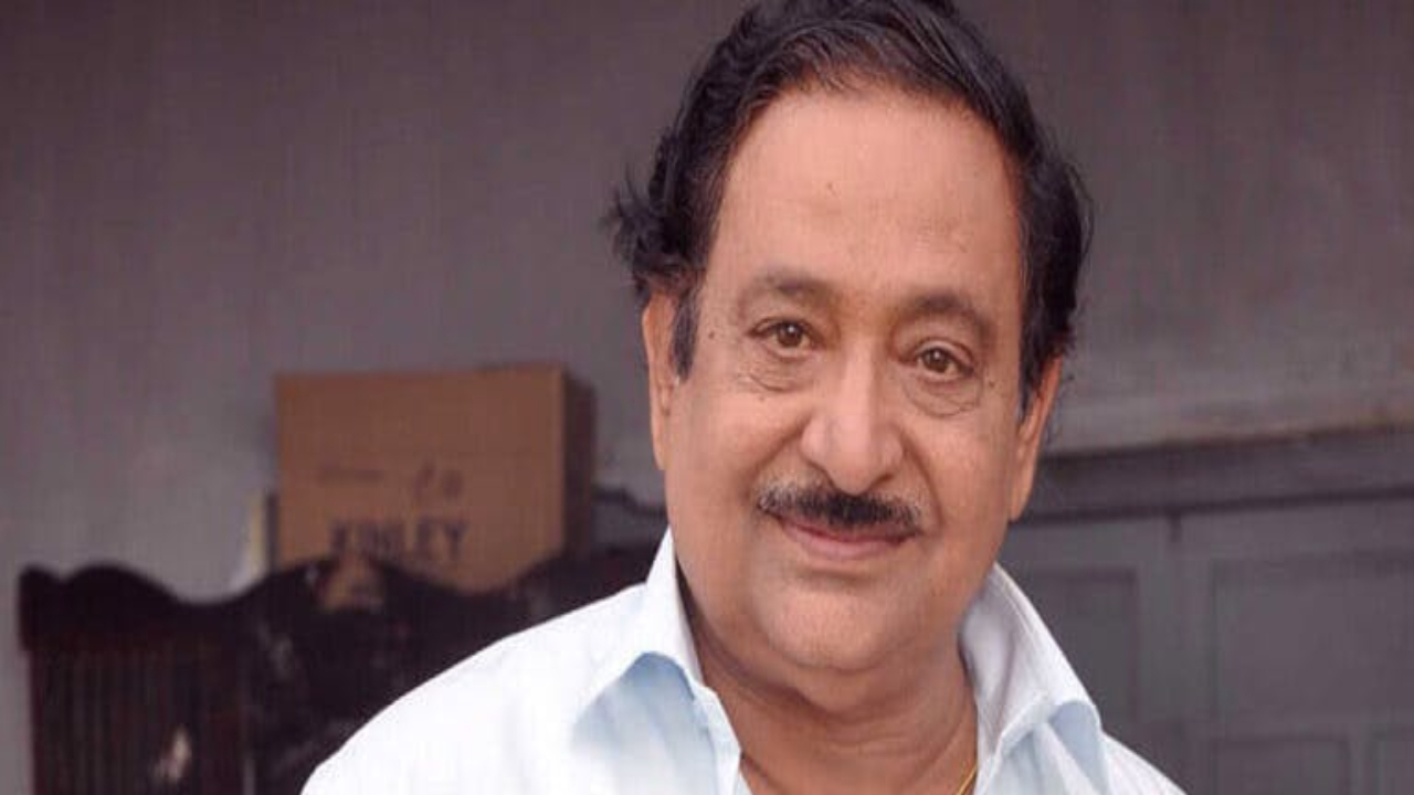 Chandra Mohan announces Retirement from his film career