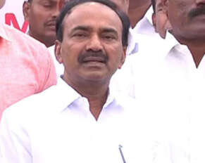 Itala Rajender will resign as MLA today.