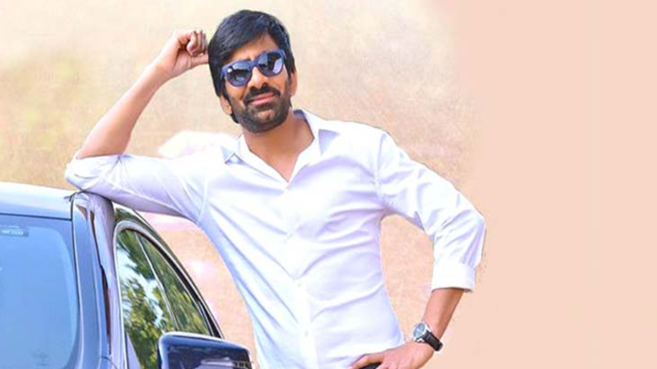 Ravi Teja is about to enter the 90th century ..!